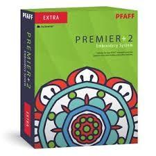 Husqvarna Pfaff Premier Plus 2 Extra