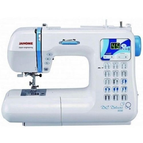 Janome DC Deluxe 5030