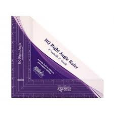 """Handi Quilter Ruler- HQ Right Angle 9"""" outside - 7"""" inside"""