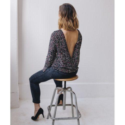 "Atelier VIP La blouse ""Exquise"" de Ma Petite Garderobe"