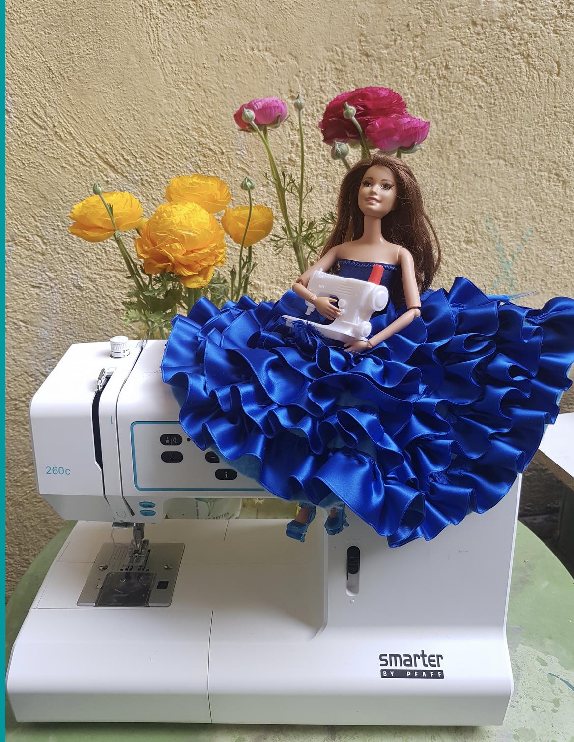 Un tutoriel d'une jupe Barbie que vos petites princesses vont adorer. Vous pouvez le réaliser avec elles (ou eux !)