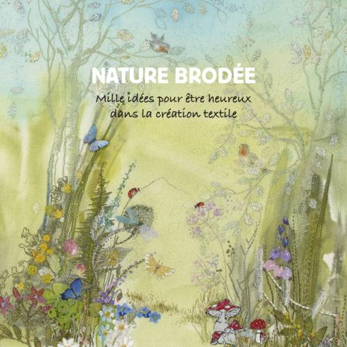 Nature-brodée