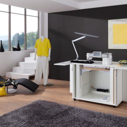 meuble couture twin fold rmf - mcp lyon